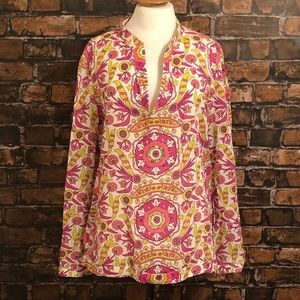 Tory Burch Embellished Sequin Tunic
